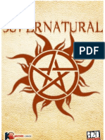 RPG D20 Modern's Supernatural BETA [0.9]