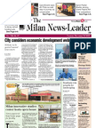 The Milan News Leader
