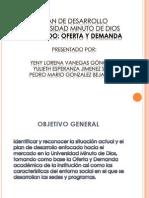 Diapositivas de Oferta y Demanda Septimo Semestre