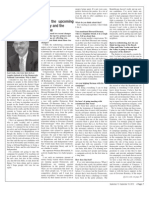 Q&A Congressman Henry Waxman--Beverly Hills Weekly, Issue #676