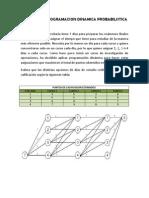 Ejemplo de Programacion Dinamica Probabilistica