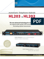 Solidyne HL203 HL202 Automatic Telephone Hybrids (4)