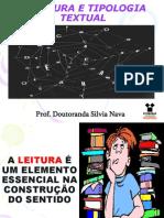 A Leitura e Tipologia Textual