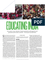 Educating India