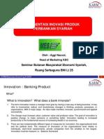 Presentasi Inovasi Produk Perbankan Syariah