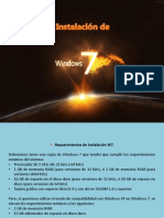 Exposicion W7.