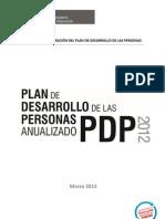 Plan de Desarrollo de Las Personas - Minedu 2012