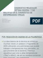 Pcr,Pcr Multiplex Exposicion