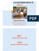 Sistemas Distribuidos II RPC
