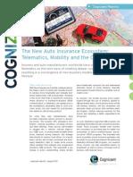 The New Auto Insurance Ecosystem