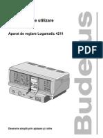 Manual Tehnic Automatizare Logamatic 4211