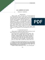 All American Rape --Anderson