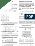 Fórmulario Cálculo Avanzado PEP1