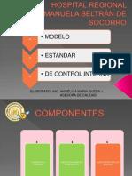 Modelo Estandar Control Interno