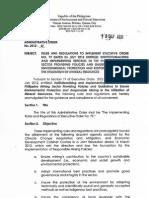 Executive Order 79