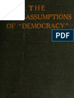 Ludovici, The False Assumptions of Democracy