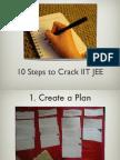 How to Crack IIT JEE