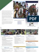 SHCV Sponsors Information Print