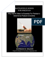 Battlefield Nukes For Pakistan