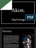 Akon Powerpoint