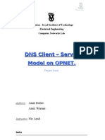 DNS Final Report Complete