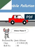 Env Presentation