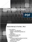 The World of Web