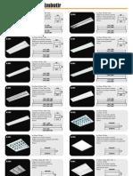 Catalogo Geral Fluorescente e Externos