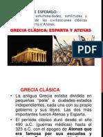 Esparta y Atenas