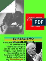 Stanislavski y El Teatro de Arte de Moscu