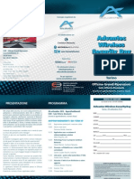 Advantec Wireless Security Day - Invito