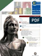 Boletim Notas e Moedas - 2010 Outubro