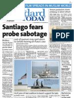 Manila Standard Today -- Friday (September 14, 2012) issue