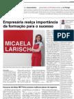 Micaela Larisch - Vida Económica - 20/07/2012