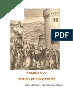 Domingo Xv. Card. Schuster