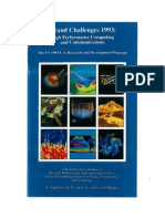 FY 1993 Blue Book