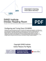 Configuring and Tuning Cisco Csmars 2044