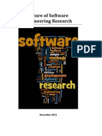 FOSER - Future of Software Engineering Research