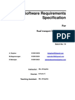 Software Requirements Specification(Edited)