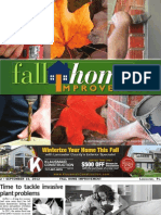 Fall Home Improvement 2012
