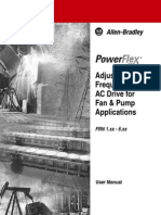 Powerflex Manual de Usuario