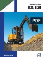 EC25 EC30 Brochure