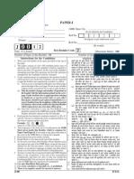 Paper-I_Set-Z