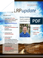 MSLRP News Sept/Oct