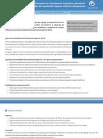 Síntesis del Informe Diagnóstico