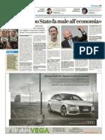 Giornale Di Vicenza Moro Fermare Il Declino 13 Settembre 2012
