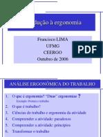 Introdução à ergonomia-Chico-2006