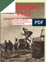 Kharkov 1942 Anatomy of a Military Disaster