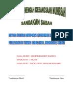 Kaitan Antara Komposisi Penduduk Dengan Jenis Pekerjaan Di Taman Indah Jaya, Sandakan, Sabah.