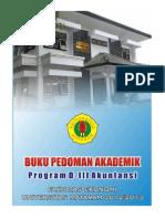 Buku Pedoman Akademik D-III Akuntansi FE Unram